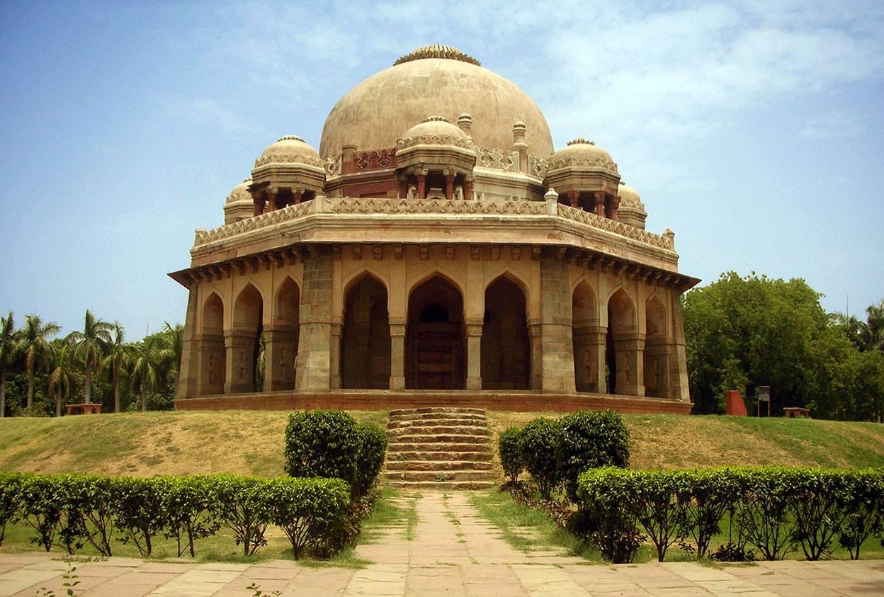 Tomb of Muhammad Shah.