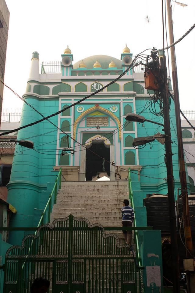 Kalan Masjid, Shahjahanabad