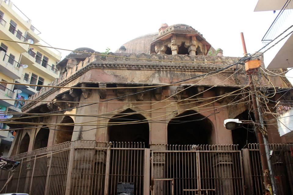 Tomb of Mubarak Shah Sayyid
